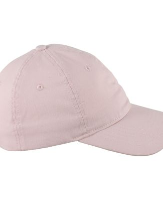 Big Accessories BX880 6-Panel Unstructured Hat BLUSH