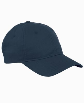 Big Accessories BX880 6-Panel Unstructured Hat NAVY