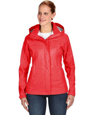 46200 Marmot Ladies' PreCip® Jacket CHERRY TOMOATO