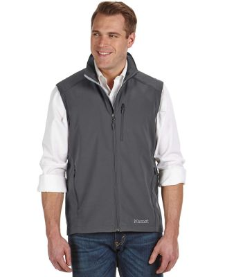 98070 Marmot Men's Approach Vest SLATE GREY