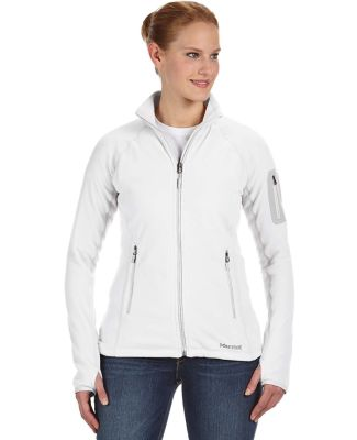 88290 Marmot Ladies' Flashpoint Jacket WHITE