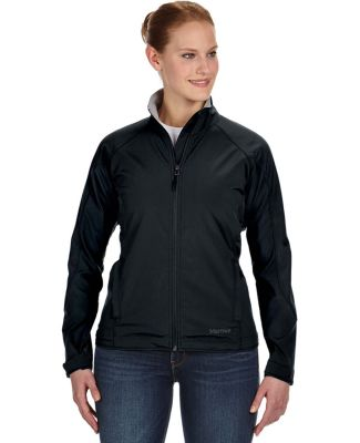 8587 Marmot Ladies' Levity Jacket BLACK