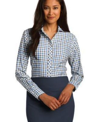 RH75 Red House® Ladies Tricolor Check Non-Iron Shirt Catalog