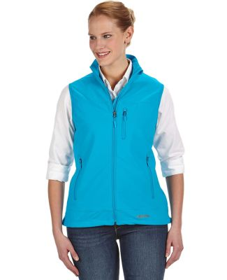 98220 Marmot Ladies' Tempo Vest ATOMIC BLUE