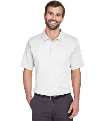 DG200 Devon & Jones Men's Pima-Tech™ Jet Pique P WHITE