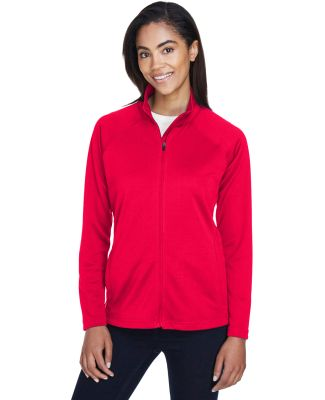DG420W Devon & Jones Ladies' Stretch Tech-Shell Co RED