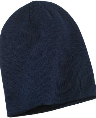 BA519 Big Accessories Slouch Beanie NAVY