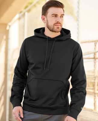 S220 Champion 5.4 oz. Performance Colorblock Pullover Hood Catalog