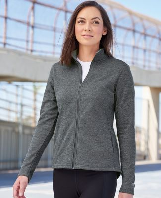 S260 Champion Ladies' 5.4 oz. Performance Colorblock Full-Zip Jacket Catalog