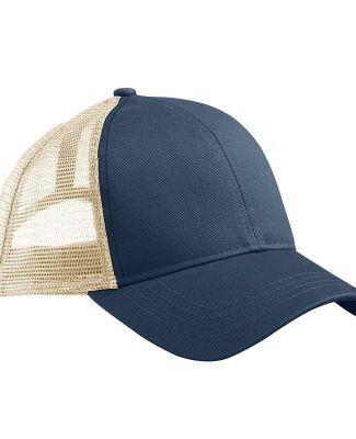 EC7070 econscious Eco Trucker Organic/Recycled PACIFIC/ OYSTER