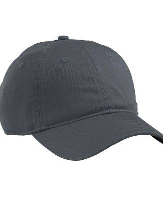 econscious EC7000 Organic Twill Dad Hat CHARCOAL