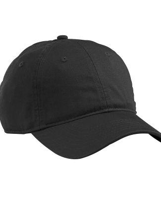 econscious EC7000 Organic Twill Dad Hat BLACK