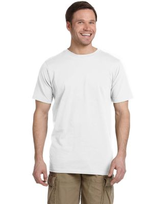 EC1075 econscious 4.4 oz. Ringspun Fashion T-Shirt WHITE