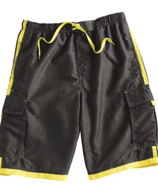 B9401 Burnside Swim Striped Board Shorts Catalog