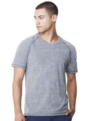 M1105 All Sport Men's Performance Triblend Short-Sleeve V-Neck T-Shirt Catalog