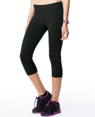 W5009 All Sport Ladies' Capri Legging Catalog