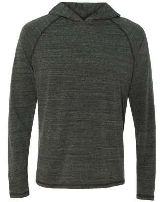 M3101 All Sport Men's Performance Triblend Long-Sl Charcoal Heather Triblend