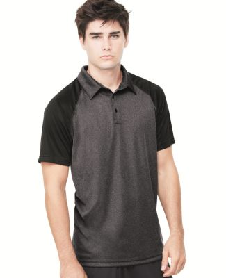 M1829 All Sport Men's Performance Three-Button Raglan Polo Catalog