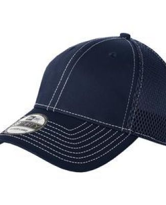 NE1120 New Era® - Stretch Mesh Contrast Stitch Cap Catalog