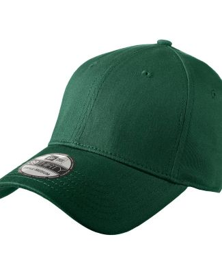 NE1000 New Era® - Structured Stretch Cotton Cap Dark Green