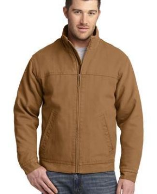 CSJ40 CornerStone® Washed Duck Cloth Flannel-Lined Work Jacket Catalog