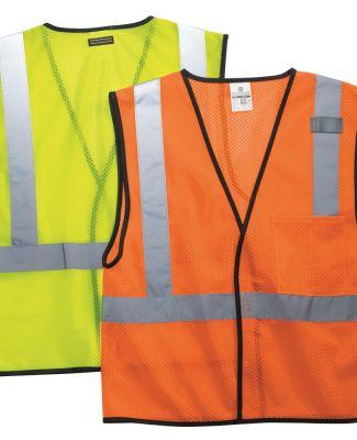 1193-1194 ML Kishigo - Economy One Pocket Mesh Vest Catalog