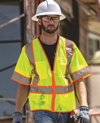 1242-1243 ML Kishigo - Ultra-Cool™ Mesh Surveyor's Vest Catalog