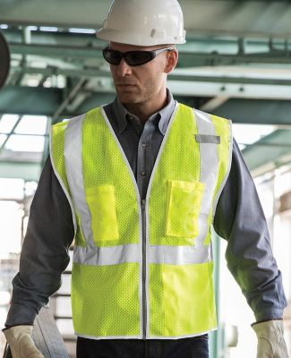 1507-1508 ML Kishigo - Brilliant Series Economy Vest Catalog