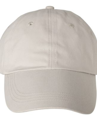 Anvil 176 Low-Profile Brushed Dad Hat Wheat