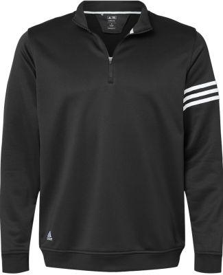 A190 adidas - ClimaLite® Three-Stripe French Terr Black/ White
