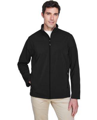 88184 Core 365 Cruise Men's 2-Layer Fleece Bonded  BLACK