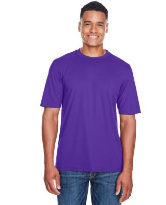 88182 Core 365 Pace  Men's Performance Piqué Crew CAMPUS PURPLE