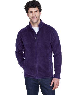 88190 Core 365 Journey  Men's Fleece Jackets CAMPUS PURPLE