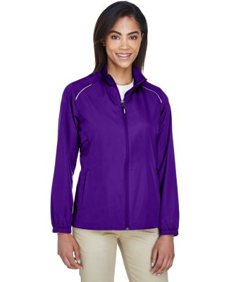78183 Core 365 Motivate  Ladies' Unlined Lightweig CAMPUS PURPLE