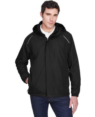 88189T Core 365 Men's Tall Brisk Insulated Jacket BLACK