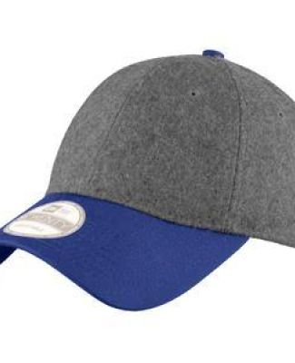NE206 New Era® Melton Wool Heather Cap Catalog
