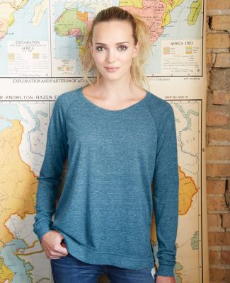 Alternative Apparel 1919EW Ladies Eco Friendly Pullover Catalog
