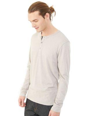 Alternative Apparel 01947E Mens Eco Henley T-shirt Catalog