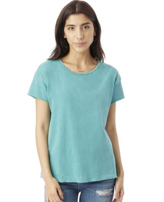 Alternative Apparel 04861C1 Ladies Distressed T-Shirt Catalog