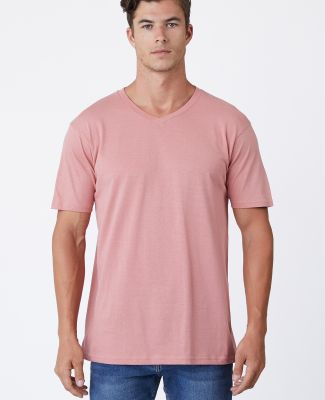 MC1047 Cotton Heritage Men's Chicago Cotton V-Neck Tee Catalog