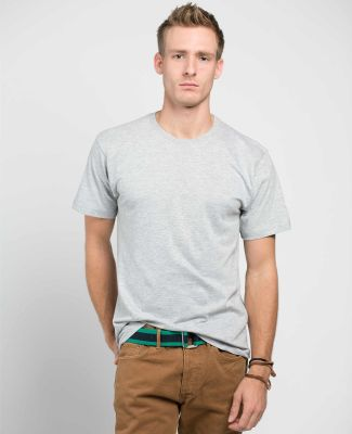 MC1044 Cotton Heritage Men's 4.3oz Crew Neck Tee Catalog