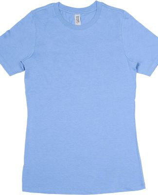 HC1025 Womens Cotton Crew Neck Tee Riviera