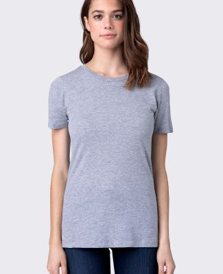 HC1025 Womens Cotton Crew Neck Tee Catalog