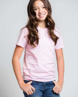 Y1085 Cotton Heritage Kent Youth Cotton Tee Catalog