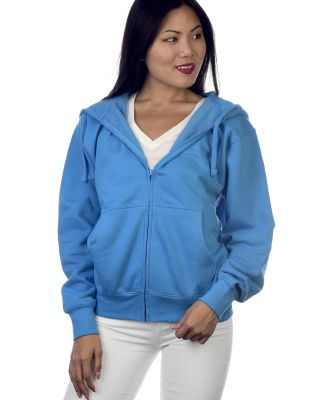 M2700A Cotton Heritage Springfield Unisex Zip Up Hoodie Catalog