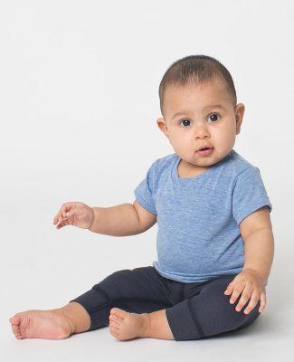 American Apparel TR005W Infant Triblend Short-Sleeve T-Shirt Athletic Blue