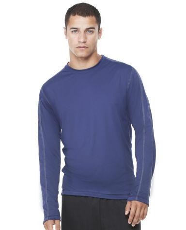 M3021 All Sport Long Sleeve Edge Tee