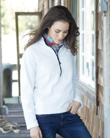 Colorado Clothing 22220 Women's Classic Fleece Half-Zip Pullover