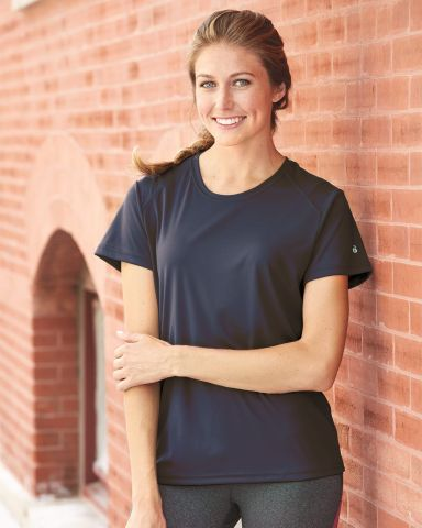 4160 Badger Ladies' B-Core Short-Sleeve Performance Tee