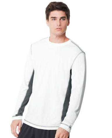 M3002 All Sport Long Sleeve Stitch T-shirt
